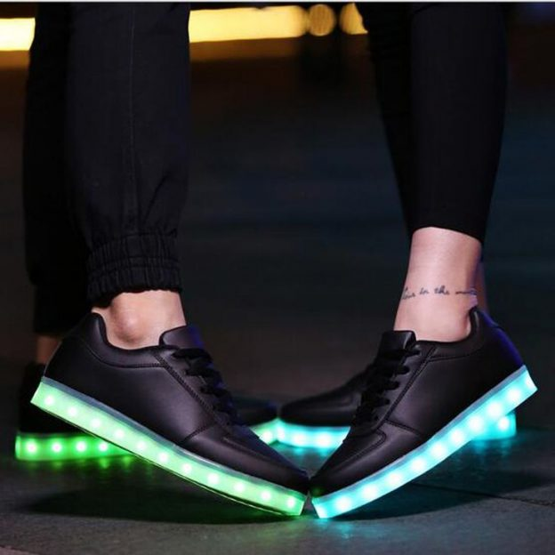 chaussure led comment choisir